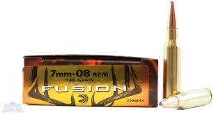 FUSION 7MM-08 140 SP. 20 stk.