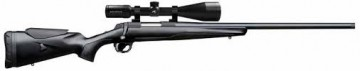 Browning X Bolt SF Adjust 308Win med kikkert og demper