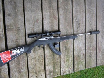 Ruger 10/22 Take Down SS
