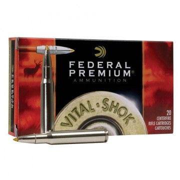 Federal Trophy Bonded 30-06/165 grs.
