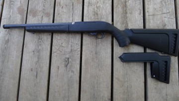 UTSOLGT Ruger 10/22 Take Down Match