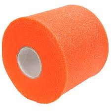 Neverlost Orange Self Cling Tape
