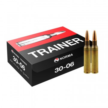 Norma Trainer 30-06 9,7g / 150 grs. 500 stk