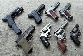 Pistoler / revolver